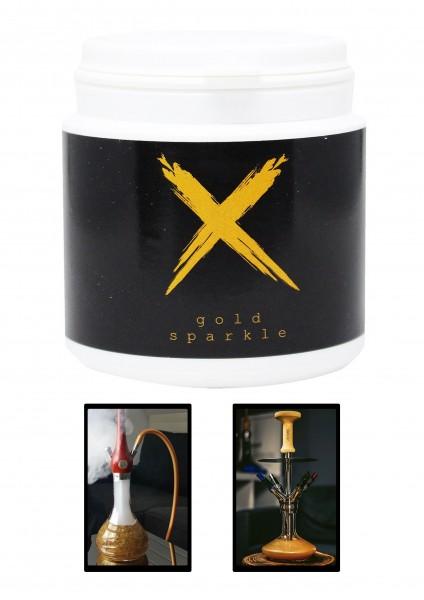Xschischa - Gold Sparkle - 50g