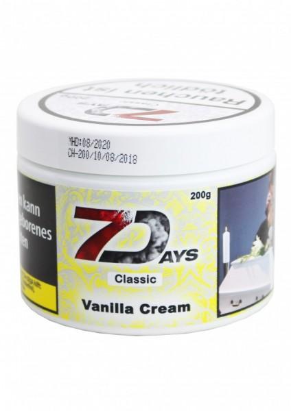 7Days Classic - Vanilla Cream - 200g