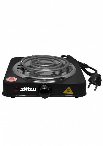 ShiZu - Kohleanzünder elektrisch - Black