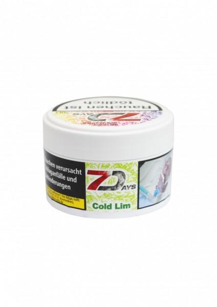 7Days Classic - Cold Lim - 50g