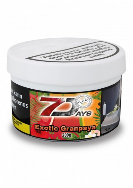 7Days Platin - Exotic Granpaya - 200g