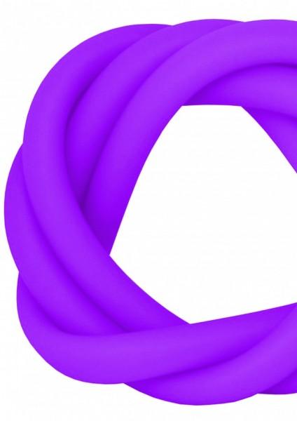 Silikonschlauch - Purple - MATT