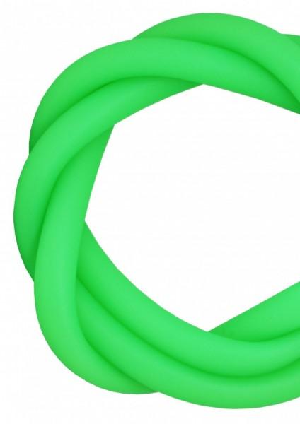 Silikonschlauch - Neon Green - MATT