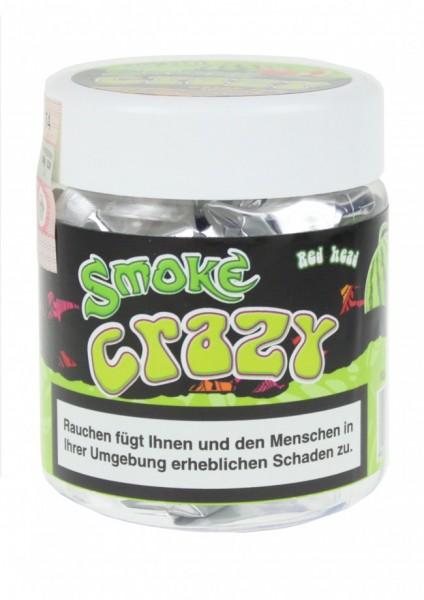 Smoke Crazy - Red Head - 150g
