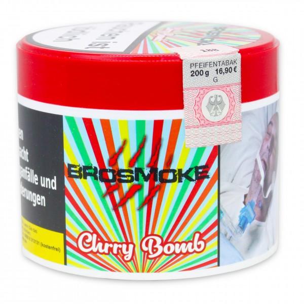 Brosmoke Tabak - Chrry Bomb - 200g