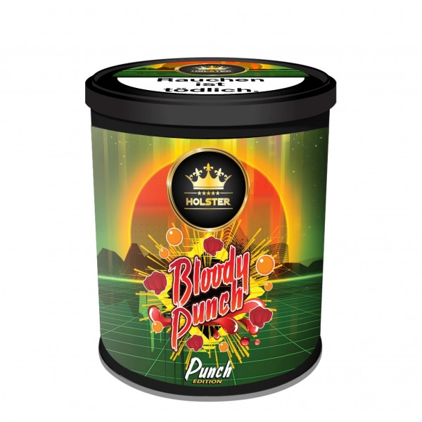 Holster Tobacco - Bloody Punch - 200g