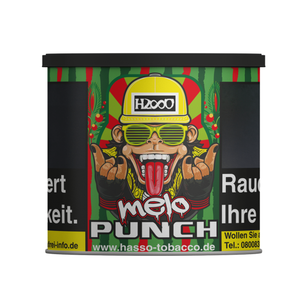 Hasso - Melo Punch - 200g