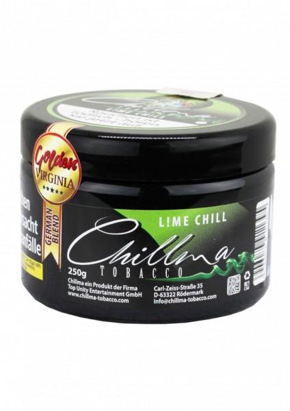Chillma Tobacco - L!ime Chill - 250g
