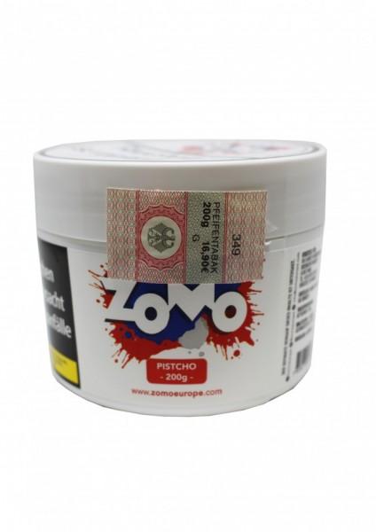 ZOMO Tobacco - Pistcho (Le Bleus) - 200g