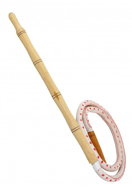 Traditioneller Schlauch - Classic Wood - 45cm