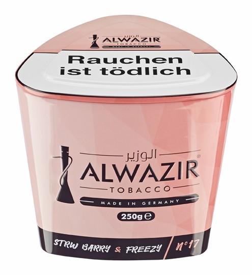 Al Wazir - Strw Barry & Freezy (No.17) - 250g