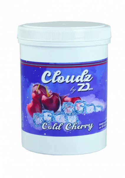 Cloudz by 7Days - Cold Cherry - 500g