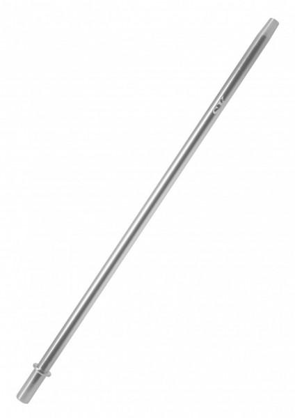 Shisha King - Slimliner Alu 40cm - silber