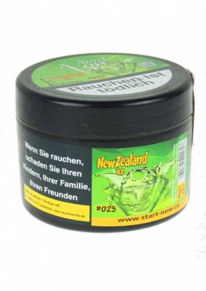 Start Now - New Zealand Ice - 200g