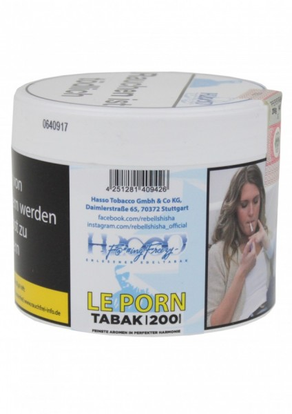 Hasso - Le Porn - 200g