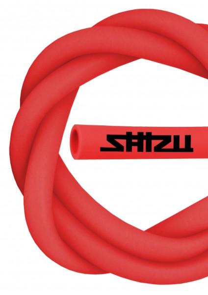 ShiZu Silikonschlauch - Matt - Red