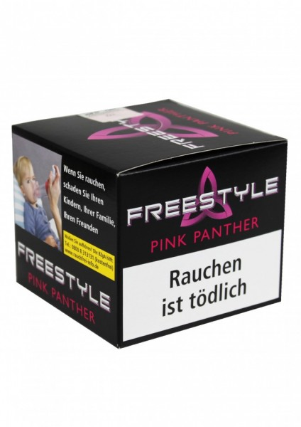 Freestyle - Pink Panther - 150g