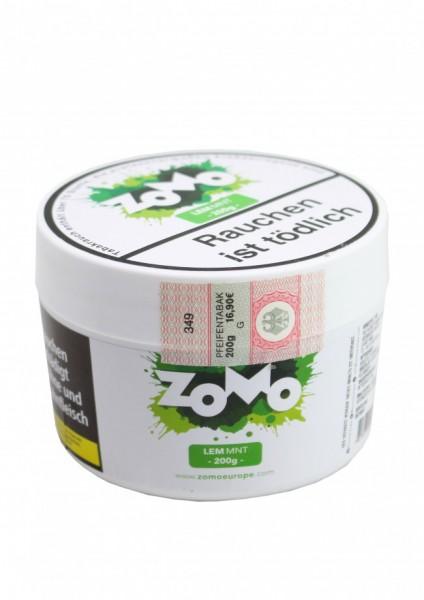 ZOMO Tobacco - Lem Mnt - 200g