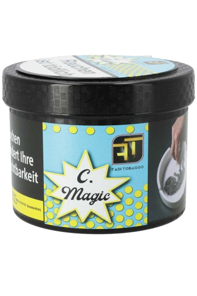 Fadi Tobaggo - C.Magic - 200g