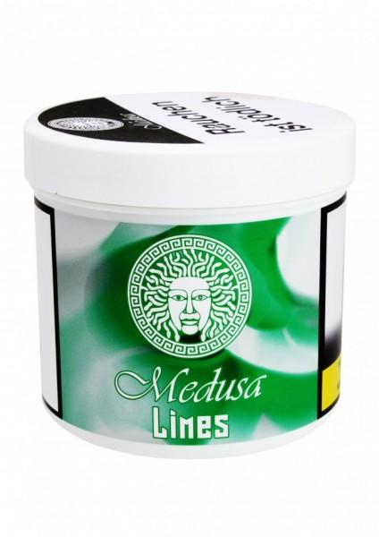 Medusa Tabak - Limes - 200g