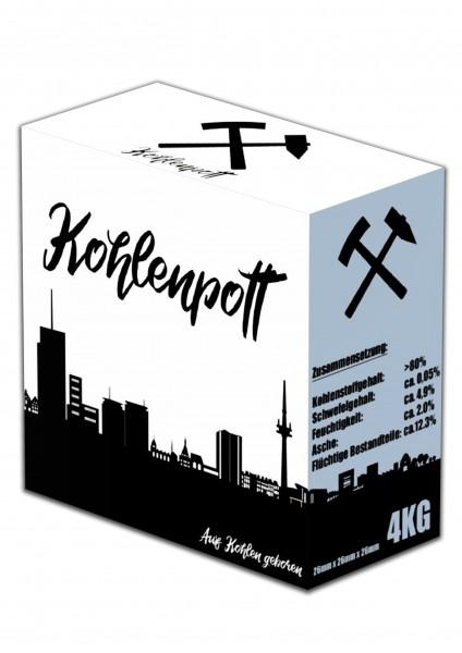 Kohlenpott - Kohle - 4Kg