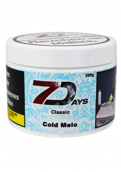 7Days - Cold Melo - 200g