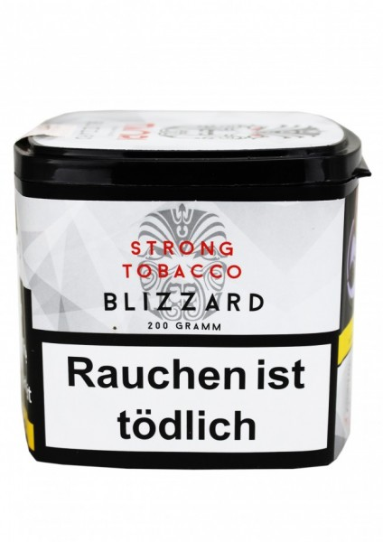 Taori Strong Tobacco - Blizzard - 200g