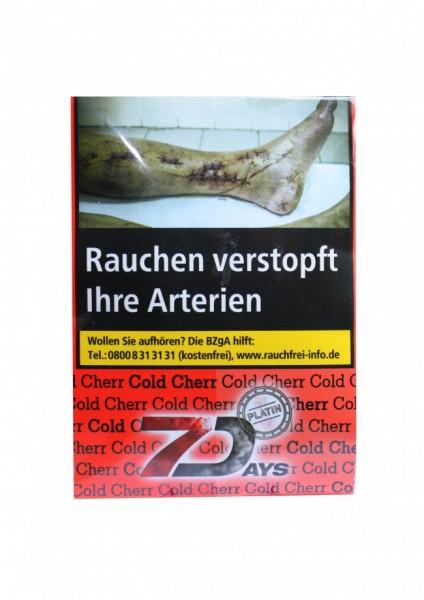 7Days Platin - Cold Cherr - 20g