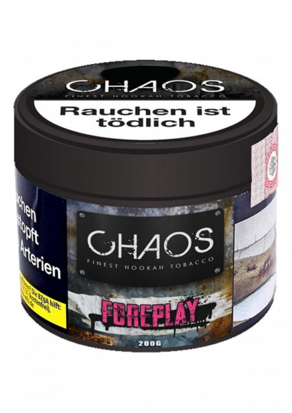 Chaos - Foreplay - 200g