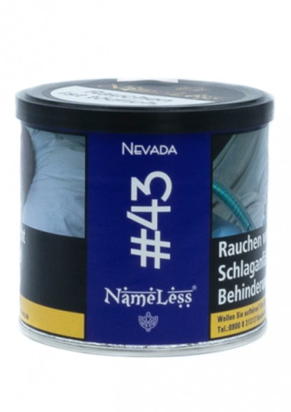NameLess Special Edition - Nevada #43 - 200g