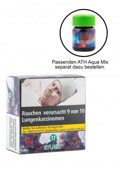 Aqua Mentha Premium Tobacco - Wyldbr (17) - 200g