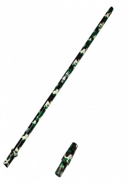 Smokah - Camouflage Alumundstück - Grün