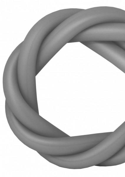 Silikonschlauch - Grey - MATT