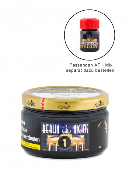 Adalya - Berlin Nights #1 - 200g