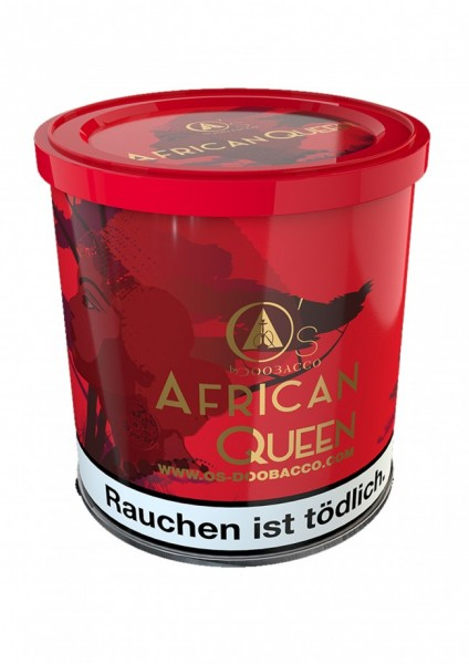 O's by Doobacco - African Queen - 200g