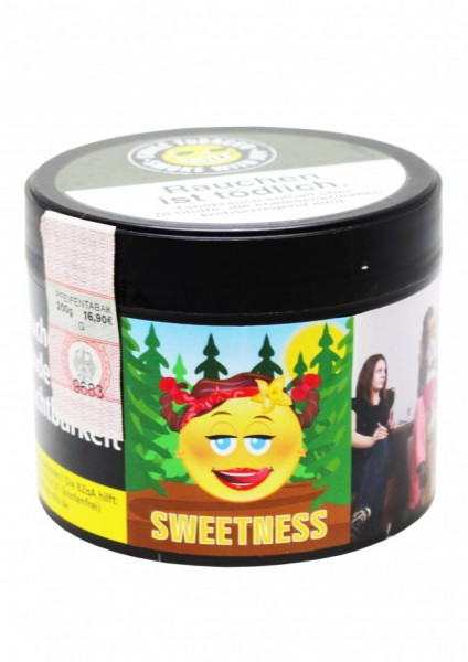 Smile Tobacco - Sweetness - 200g