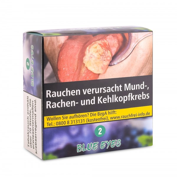 Aqua Mentha Premium Tobacco - Blue Eyes (2) - 200g