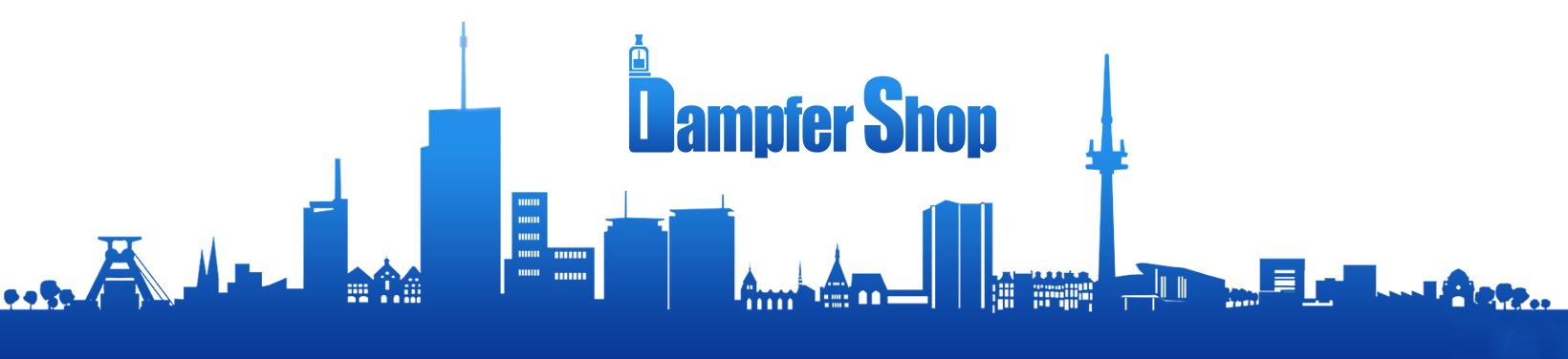 Dampfer_Shop_Logo