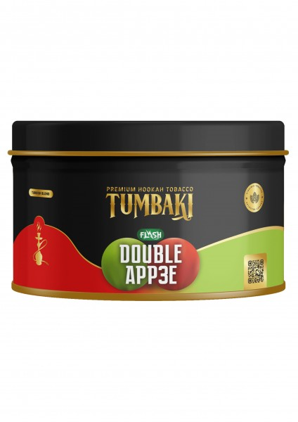 Tumbaki - Double App3e Flash - 200g