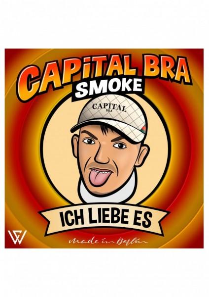 Capital Bra Smoke - Ich Liebe Es - 200g
