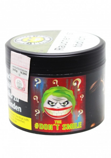 Smile Tobacco - The Don't Smile - 200g