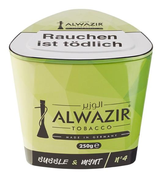 Al Wazir - Bubble & Mynt (No.4) - 250g