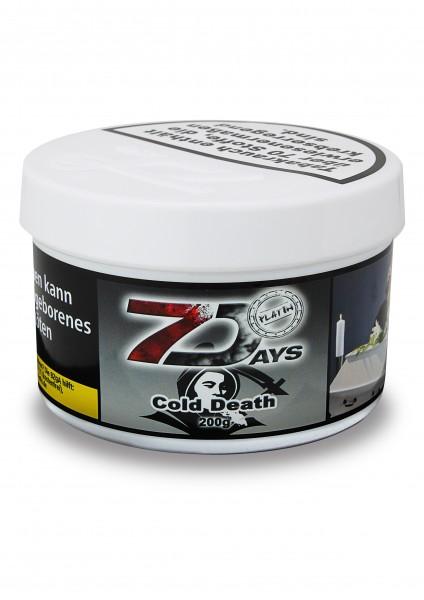 7Days Platin - Cold Death - 200g