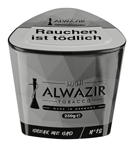 Al Wazir - Break me Bad (No.18) - 250g
