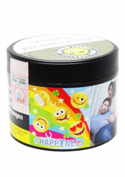 Smile Tobacco - Happyness - 200g