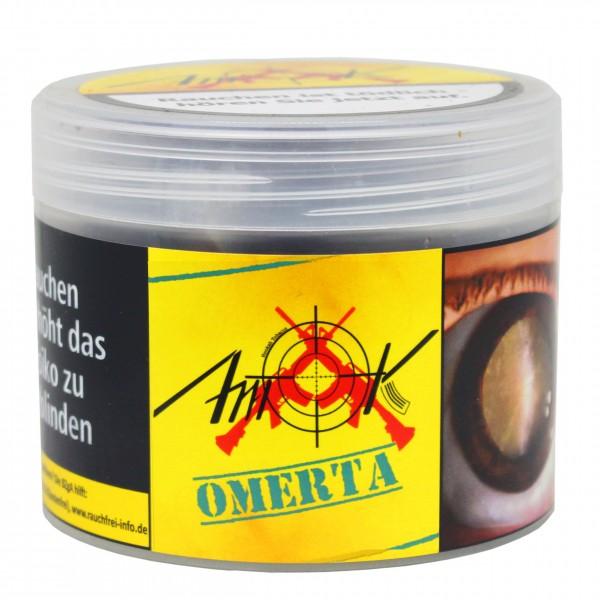 Amok Tobacco - Omerta - 200g