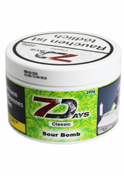 7Days Classic - Sour Bomb - 200g
