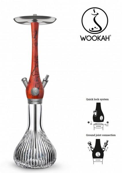 Wookah Shisha - Grom Padouk - Onion