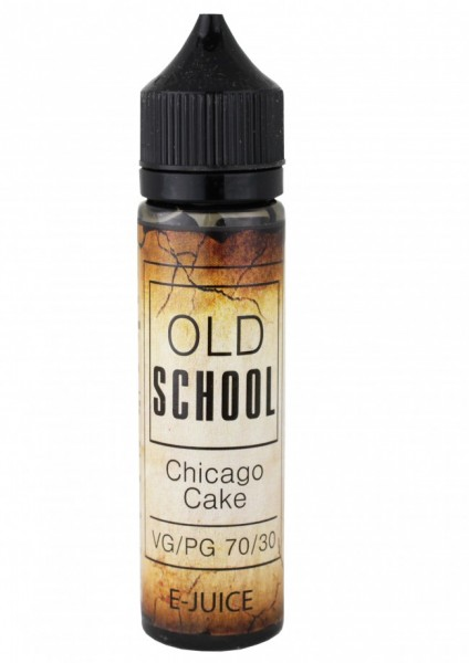 VoVan Liquid Old School - Chicago Cake Time - 50ml/0mg