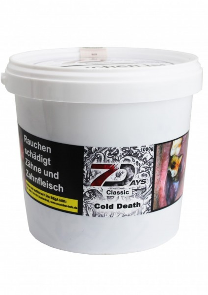7Days Classic - Cold Death - 1000g
